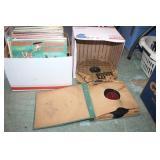 Records: Ray Charles, Kids, Christmas, & Victrola