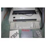 IBM Wheel Writer 3 Typewriter