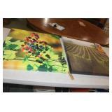 2 Outdoor Canvas Art 24x24