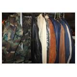 Coats Size M, L, & XL