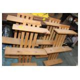 4 Pallet Shelves