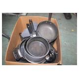 Pots & Pans (2 Different Sets)