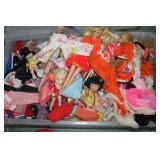 Vintage Barbie Dolls, Clothes, & More
