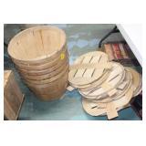 Bushel Baskets & Lids