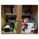 Loose Contents Cabinet