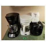 Coffee Pots - Toasters