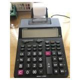 Office Desk Supplies; Casio HR-170RC Calculator,