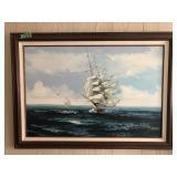 Framed Painting- Framed Prints