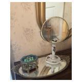 Tray- Vanity Mirror- Jewlery Box
