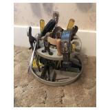 Tool Organizer W/Tools