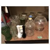 Vases-Misc Glassware