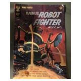 Magnus Robot Fighter Comic Book