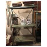Metal Shelf 35.5x17.5x61