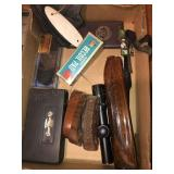 Holsters, Gun Locks, Remington Md. 11 Forearm,
