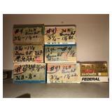 (7) Boxes Shotgun Loads
