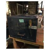 Metal Cabinet 16.5x18x13.5