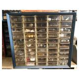 Hardware Organizer with Contents