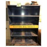 Victor Oil Seals Display Shelf