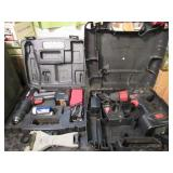 Craftsman 7.2v Cordless Drill w/Case, Skill