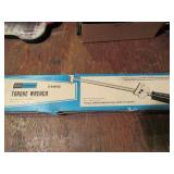 Sears Craftsman Torque Wrench