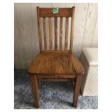 Chair -Hamper