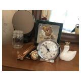 Hand Fans-Clock-Misc