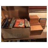 Misc. Books, Recipe Boxes