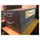 Single Drawer File Cabinet