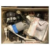 Misc. Electrical Supplies, Plugs, Rec. Covers,