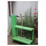 Metal Stand, Shepherd Hook, Hummingbird Feeder