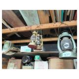 (3) Lanterns