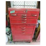 9 Drawer Rolling Tool Chest
