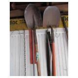 (2)Shovels