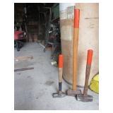(3) Sledge Hammers
