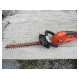 """B&D 22"""" Hedge Trimmer, Electric"""