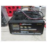 Schummacher Battery Charger For 12V Batteries