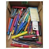 Pens, Markers, Pencils