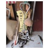 Garden Tools & Signs