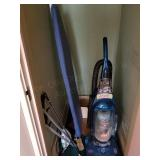 Bissell Powergroom Sweeper, Iron, Ironing Board,