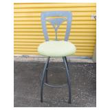 Martini cut out bar stool
