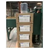 (4) Boxes of 58LB PIB 29 Slugs Sealant