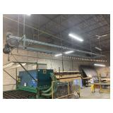 Rolltech Industries 16 Ft Overhead Conveyor