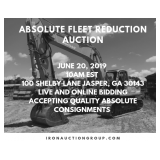 ABSOLUTE FLEET REDUCTION AUCTION