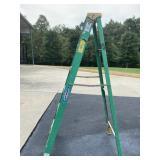 Werner 6ft Fiberglass Step Ladder