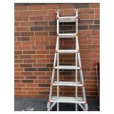 Little Giant Rachet Leveler Ladder