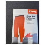 Stihl Chain Saw Protective Chaps   New