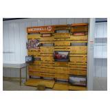 Merrell Shoe Display