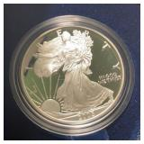 US Coins 2005 Proof Silver Eagle