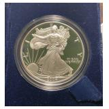 US Coins 2004-W Proof Silver Eagle