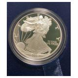 US Coins 2006-W Proof Silver Eagle